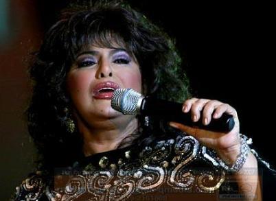 Singer Sharifah Aini